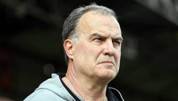 derby county vs leeds united: picking marcelo bielsa's best available whites lineup