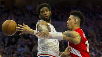 joel embiid's defense dictates everything for sixers