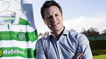 lee congerton: head of recruitment leaves celtic for leicester city