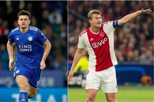 manchester city should sign leicester's harry maguire over matthijs de ligt - match of the day pundit