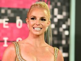 britney spears attends court hearing about conservatorship with parents