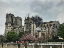 France passes law to restore gutted Notre Dame within 5 years