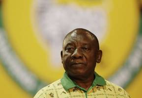 the people still prefer the anc, says ramaphosa at mamoepa tombstone unveiling