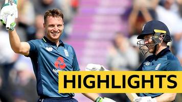 england v pakistan: jos buttler hits a magnificent hundred as england win thriller