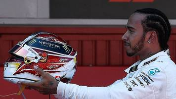 hamilton beats bottas to win spanish grand prix