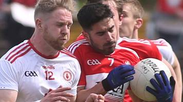 ulster championship 2019: harte happy with late red hands surge in omagh