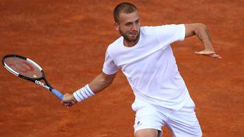 britain's evans and norrie qualify for italian open