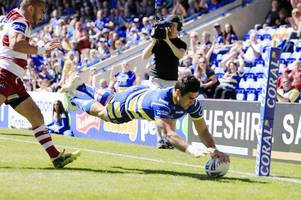 rugby league news: challenge cup updates, quarter-final draw, warrington v wigan reaction and latest news
