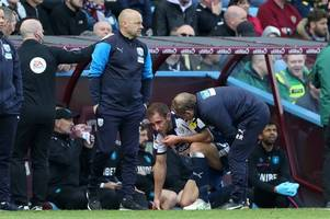 'i need to get further information' west brom have this worry ahead of aston villa return leg