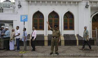 sri lanka imposes curfew in western coastal town after communal clashes