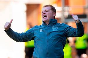 celtic boss neil lennon lets rip at kevin clancy over 'unacceptable' jon flanagan forearm smash on scott brown