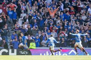 rangers 2 celtic 0 as scott arfield inspires ibrox side in dominant performance - 5 talking points