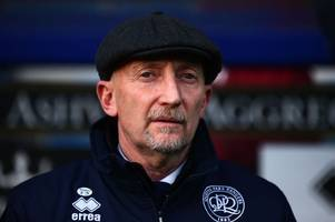 ian holloway reveals the real reason why he thinks he was sacked as qpr manager