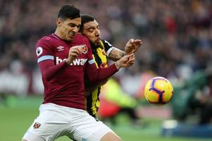 Watford vs West Ham live: Team news, build up, TV channel & live stream information