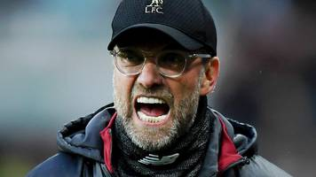 rejuvenated and reconnected – the silver lining amid the pain for klopp and liverpool