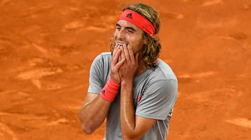 rafael nadal's poor clay court season continues as stefanos tsitsipas beats him in madrid