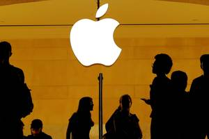the supreme court just ruled against apple in an antitrust case centered around the app store (aapl)