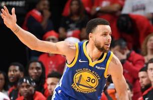 colin cowherd is in awe of steph curry's leadership abilities after game 6 win
