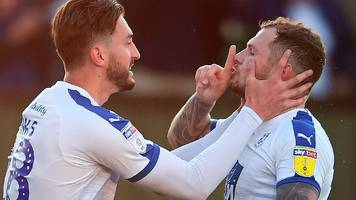Forest Green Rovers 1-1 Tranmere Rovers (1-2 agg): James Norwood fires Tranmere to Wembley