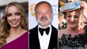 8 things we learned at the bafta tv awards