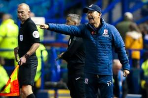 tony pulis set to leave middlesbrough after disappointing season; aston villa linked to big money chelsea transfer; leeds united line up bargain move - latest gossip