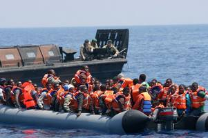 Morocco Royal Navy rescues 117 migrants from Mediterranean in two days