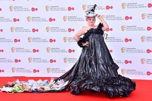 all of the best photographs from the star-studded bafta tv awards 2019