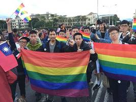 asia's first same-sex marriage law heads for vote in taiwan