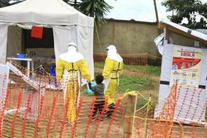 ebola treatment center attacked again in eastern congo