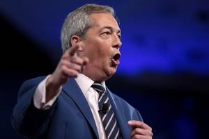 Farage's Brexit Party Targets Labour Strongholds In Wales