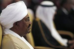 ousted sudanese leader charged with role in protesters' deaths