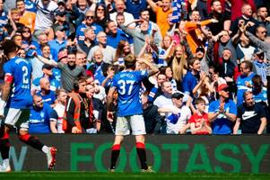 rangers will release a dvd after celtic victory and meaningless win sums them up - chris sutton