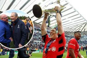 welsh rugby's winners and losers as grand slam star dazzles and emotions run high for chairman with just months to live