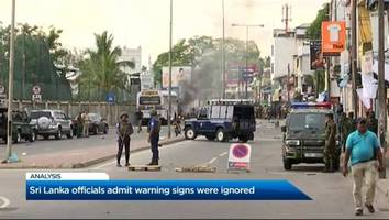Sri Lanka grapples with mob violence against Muslims following Easter attacks