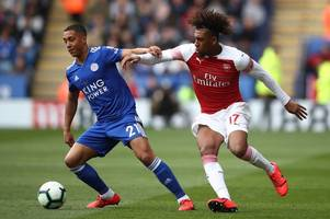 arsenal and spurs target youri tielemans gives update on his future as leicester loan spell ends