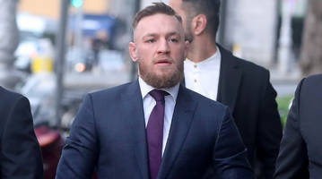 Charges Against Conor McGregor Dropped After Phone Smashing Victim Recants