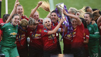women's championship roundup: man utd and spurs end season in style & sheffield united win 7 in 7