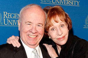 tim conway remembered by carol burnett, judd apatow and more: 'one in a million'