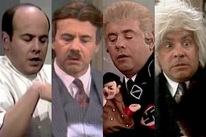 tim conway's 7 wackiest sketches on 'the carol burnett show' (videos)
