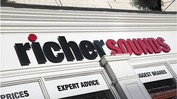 Richer Sounds staff to get windfall as founder hands over shares
