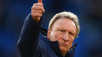neil warnock to remain cardiff manager, confirms chairman mehmet dalman