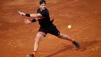 Cameron Norrie: Briton knocked out of Italian Open