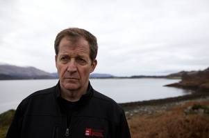 alastair campbell was cruel and manipulative when suffering with depression, partner says