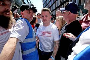 Tommy Robinson to face new contempt of court charge