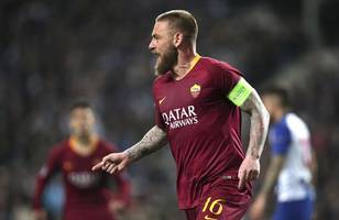 roma's 'beating heart' de rossi moving on after 18 years