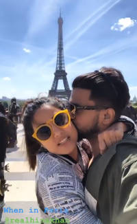 Cannes 2019: Hina Khan shares her dream-come-true pictures
