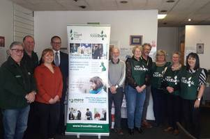 hamilton district foodbank is named baker's charity of the year