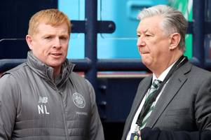 neil lennon backs celtic chief peter lawwell to win battle with champions league bullies