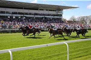 win: hamilton park racenight with ministry of sound tickets this friday