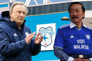 neil warnock to remain cardiff city manager as vincent tan sanctions up to six new signings